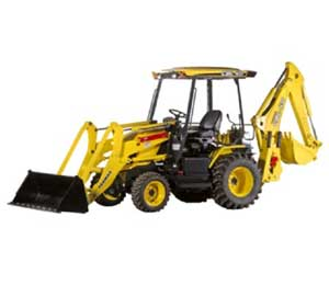 Earthmoving equipment rentals in East Texas