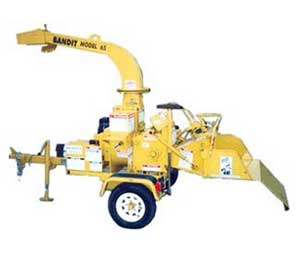 Landscaping equipment rentals in East Texas