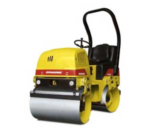 Compaction equipment rentals in East Texas