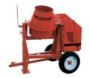 Concrete equipment rentals in East Texas