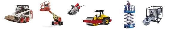 equipment rental and tool rentals in Vancouver