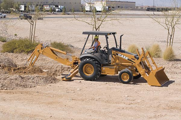 Where to find Backhoe, 2WD Full Size in Tyler