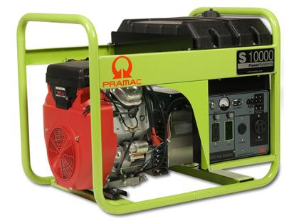 Where to find Generator, 10k watt - Portable in Tyler