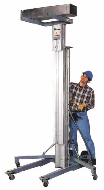 Where to find Lift, 16 -18  Material - 650 lbs in Tyler