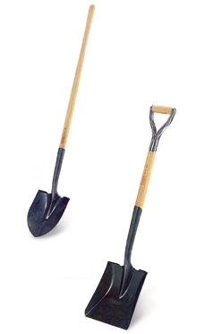 Where to find Shovel in Tyler