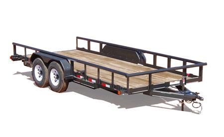 flat bed trailer rental 2
